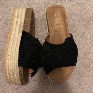 Zapshop espadrille sandals
